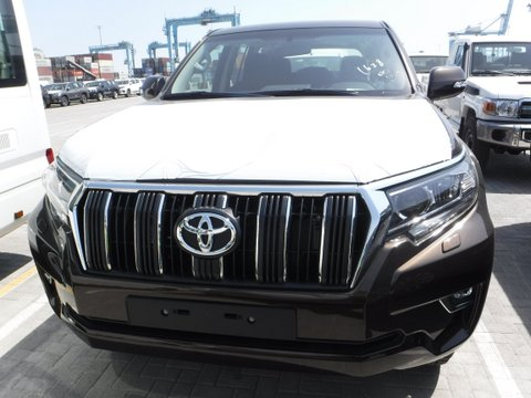 Toyota Prado TXL 2.8L DSL AT SDM SUNROOF